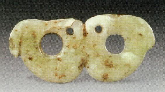 新石器时代玉器-器形之红山文化玉器