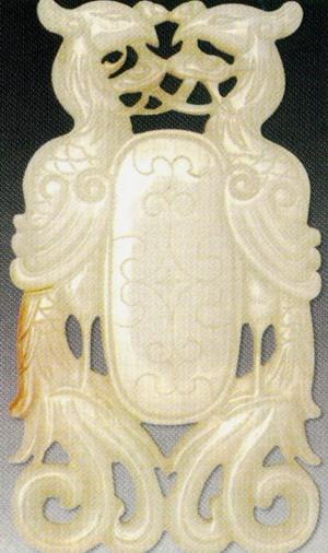 明清玉器-纹饰之动物纹