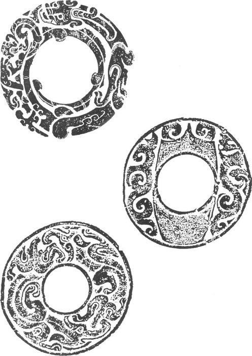 汉代玉器纹样