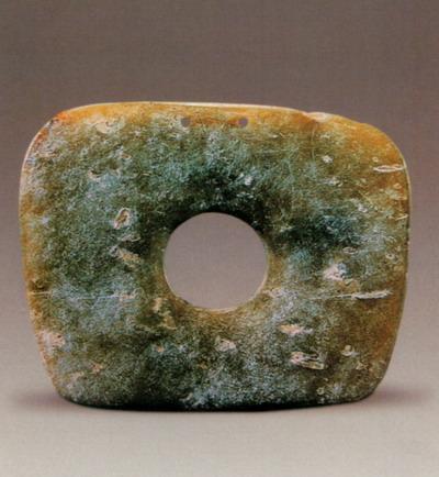 新石器时代·红山文化·玉钺