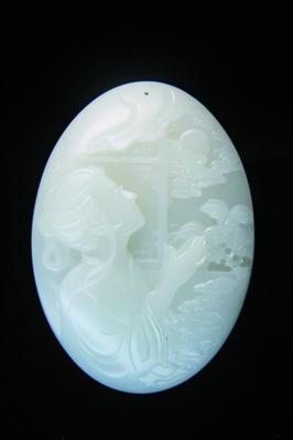 设计绘制玉雕图案描述